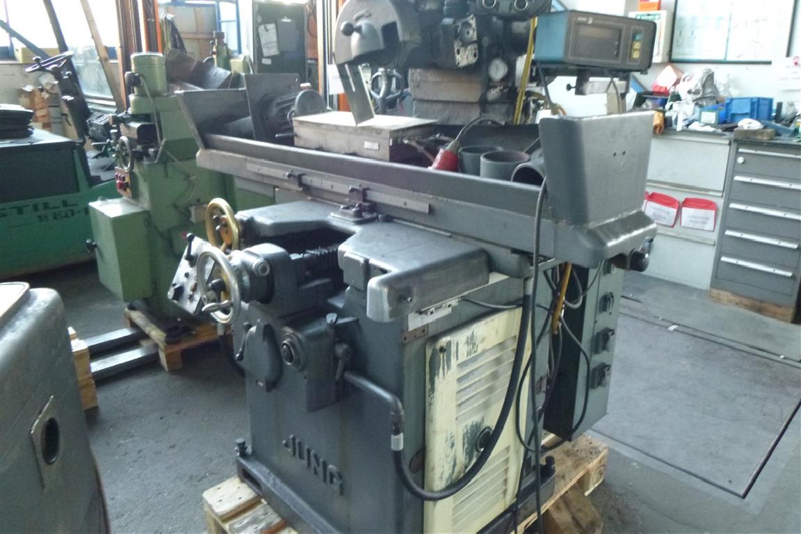 Surface Grinding Machine Jung F 50R photo on Industry-Pilot