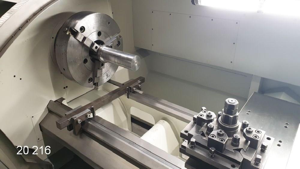 Turning machine - cycle control GILDEMEISTER NEF 720 (geom. ueberholt) photo on Industry-Pilot