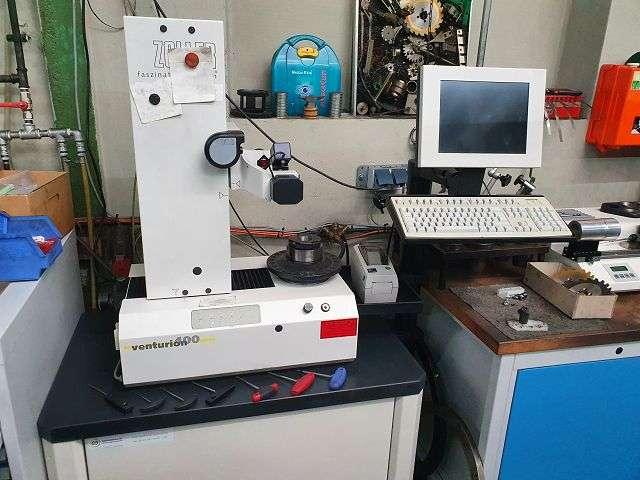 Устройство для предварительной настройки и измерения инструмента Zoller V400 фото на Industry-Pilot