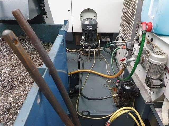 Обрабатывающий центр - универсальный Alzmetall GS 1000-5-T фото на Industry-Pilot