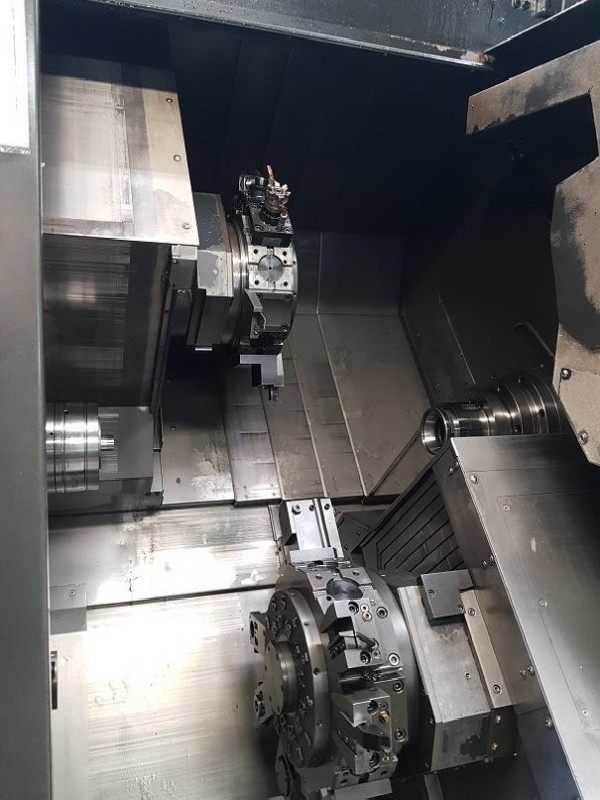 CNC Turning Machine - Inclined Bed Type DOOSAN Puma TT 1800 SY Y-Achse photo on Industry-Pilot