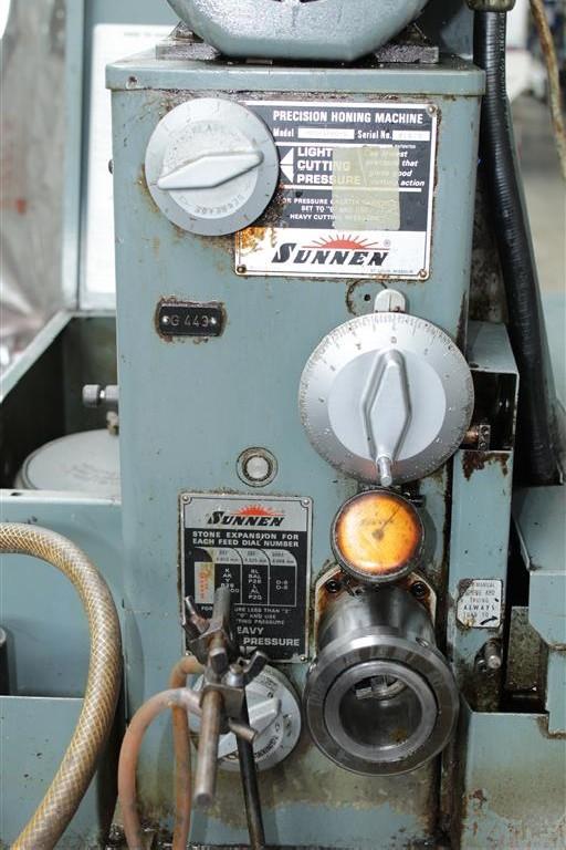 Honing machine - external - horizontal SUNNEN MBC-1800 - G photo on Industry-Pilot
