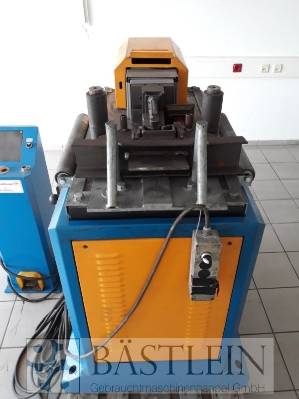Bending machine horizontal ERCOLINA EP 25 H-1 photo on Industry-Pilot