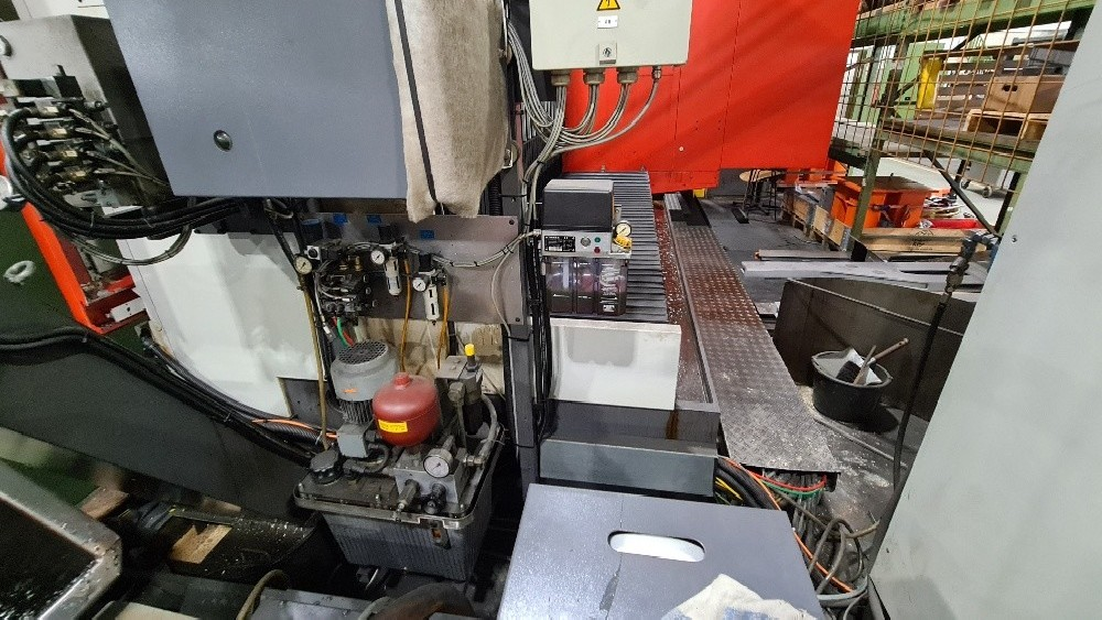 Travelling column milling machine MATEC 30 HV Universal photo on Industry-Pilot