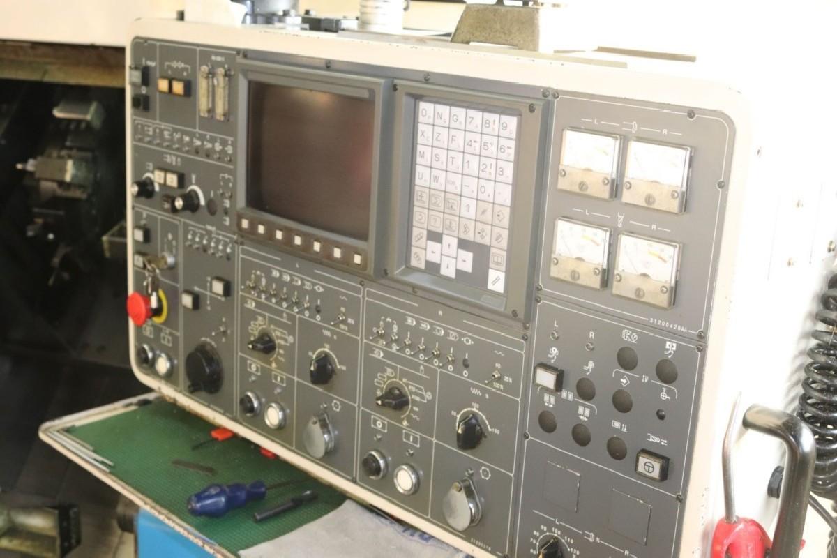 CNC Turning Machine NAKAMURA TOME TW 8 CNC photo on Industry-Pilot
