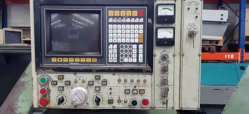 Токарный станок с ЧПУ OKUMA LB15 фото на Industry-Pilot