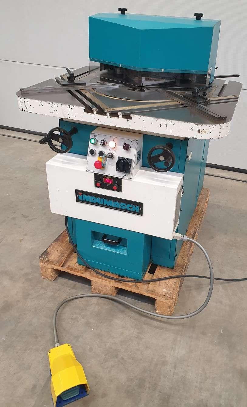 Notching Machine Indumasch VA 200-4 photo on Industry-Pilot