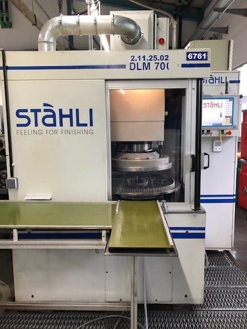 Lapping machine STAEHLI DLM 700 3 photo on Industry-Pilot