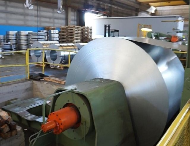 Cut-to-Length and Slitting Line SACMA фото на Industry-Pilot