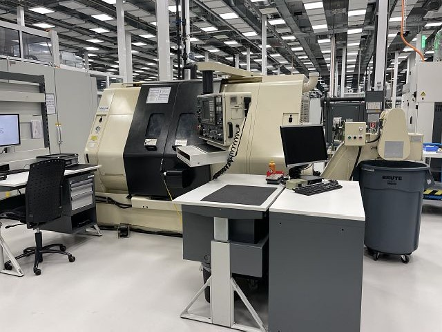 CNC Turning and Milling Machine NAKAMURA TW 10 photo on Industry-Pilot