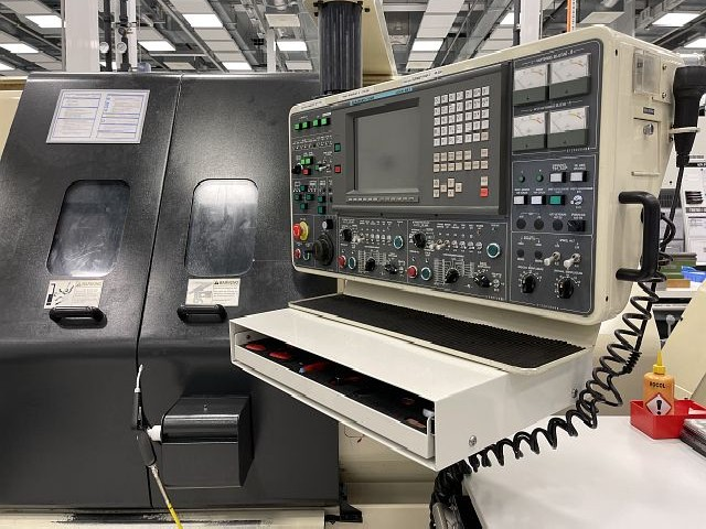 Токарно фрезерный станок с ЧПУ NAKAMURA TW 10 фото на Industry-Pilot