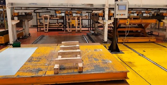 Cut-to-Length and Slitting Line EXTRATEGA SP 2000 X2 фото на Industry-Pilot