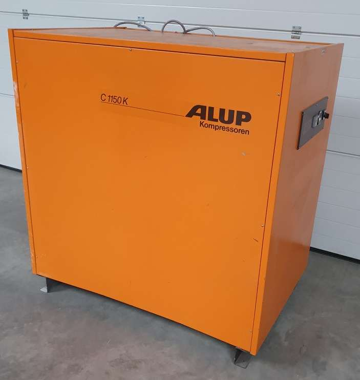 Screw air compressor ALUP C 1150 K photo on Industry-Pilot