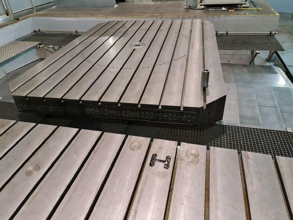 Floor-type horizontal boring machine - sleeve UNION PCR III 200 CNC photo on Industry-Pilot