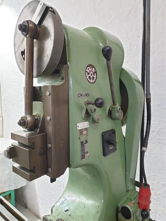 Slotting machine - vertical ROSCHER & EICHLER ST 3 photo on Industry-Pilot