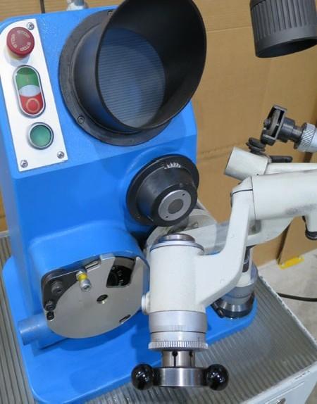 Станок для заточки свёрл MEGA POINT Blue Line фото на Industry-Pilot