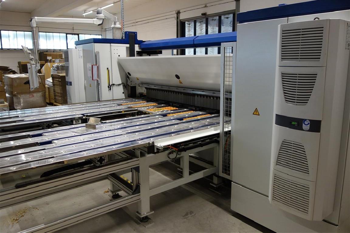 Compound Folding Machine Schröder SPB EVO UD 3200/4,0 photo on Industry-Pilot