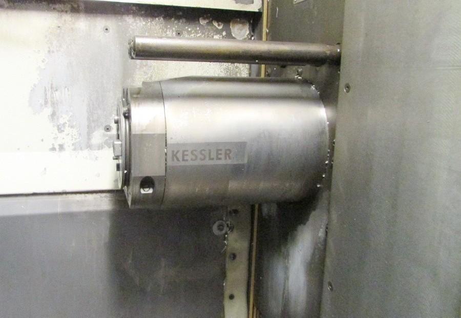 Machining Center - Horizontal DECKEL MAHO DMC 60 H / RS4 RS 4 photo on Industry-Pilot