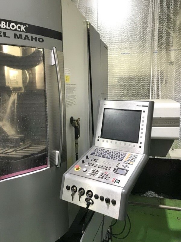 Machining Center - Universal DECKEL MAHO DMU 60 monoBLOCK photo on Industry-Pilot
