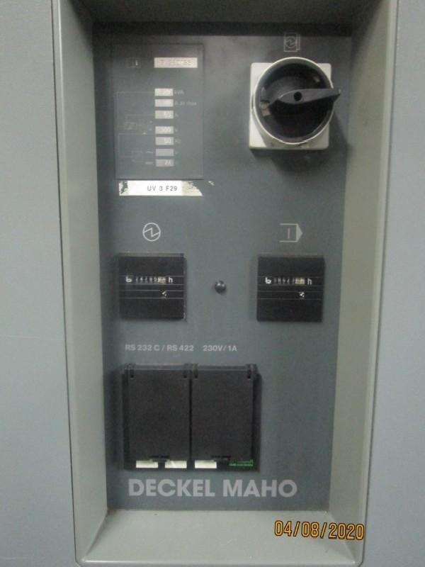 Machining Center - Universal DECKEL MAHO DMU 80 T photo on Industry-Pilot