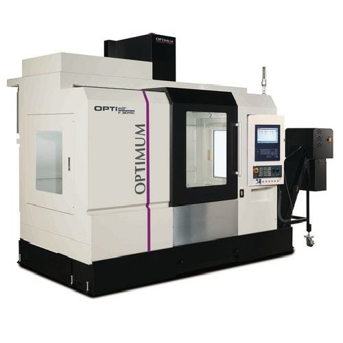 Machining Center - Vertical OPTIMUM OPTImill F 310 HSC photo on Industry-Pilot