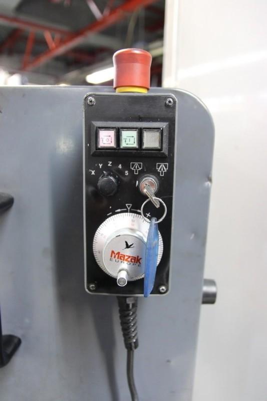 Machining Center - Vertical MAZAK VTC 30 C photo on Industry-Pilot