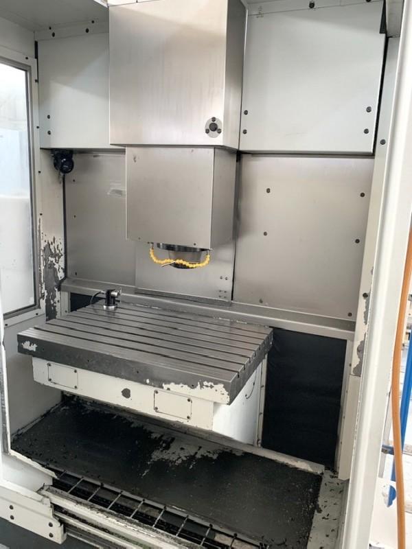 Обрабатывающий центр - вертикальный MIKRON VCP 600 фото на Industry-Pilot