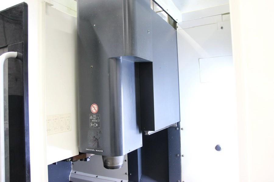 Machining Center - Vertical DMG MORI DMC 635 V photo on Industry-Pilot