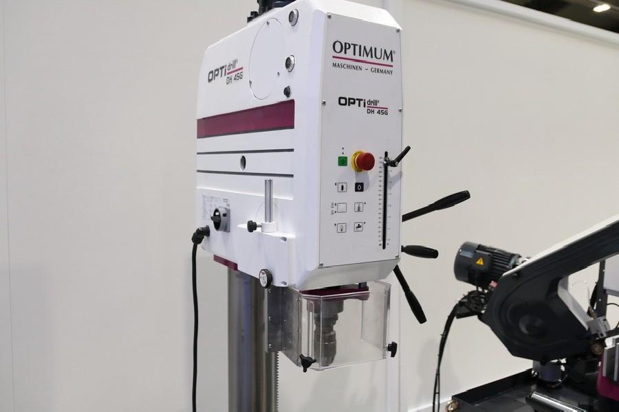 Pillar Drilling Machine OPTIMUM OPTIdrill DH 45 G photo on Industry-Pilot