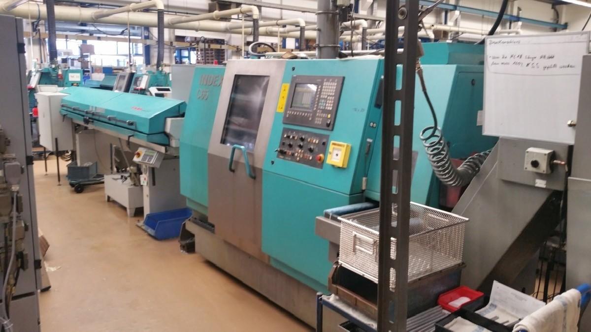 CNC Turning and Milling Machine INDEX C 65 SpeedLine (021) photo on Industry-Pilot