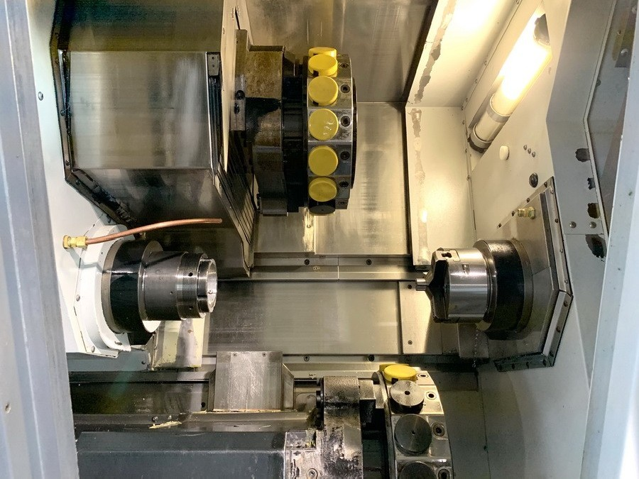 CNC Turning and Milling Machine MORI SEIKI ZT 1500 Y photo on Industry-Pilot