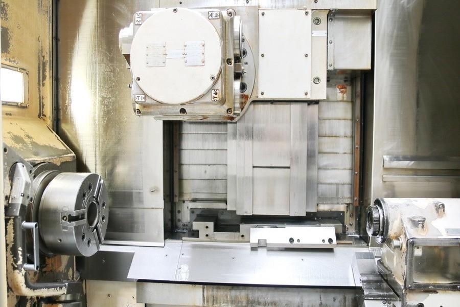 CNC Turning and Milling Machine OKUMA MacTurn 30 photo on Industry-Pilot
