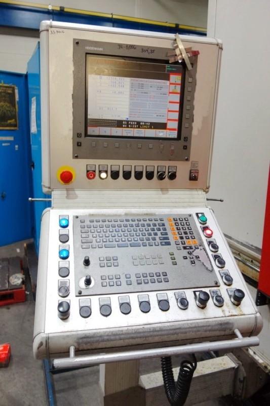 Travelling column milling machine MATEC 30 HV photo on Industry-Pilot