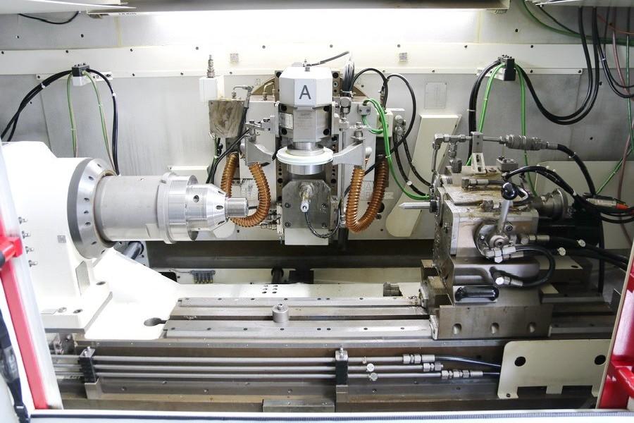 Gear grinding machines butts KAPP VUS 55 P photo on Industry-Pilot