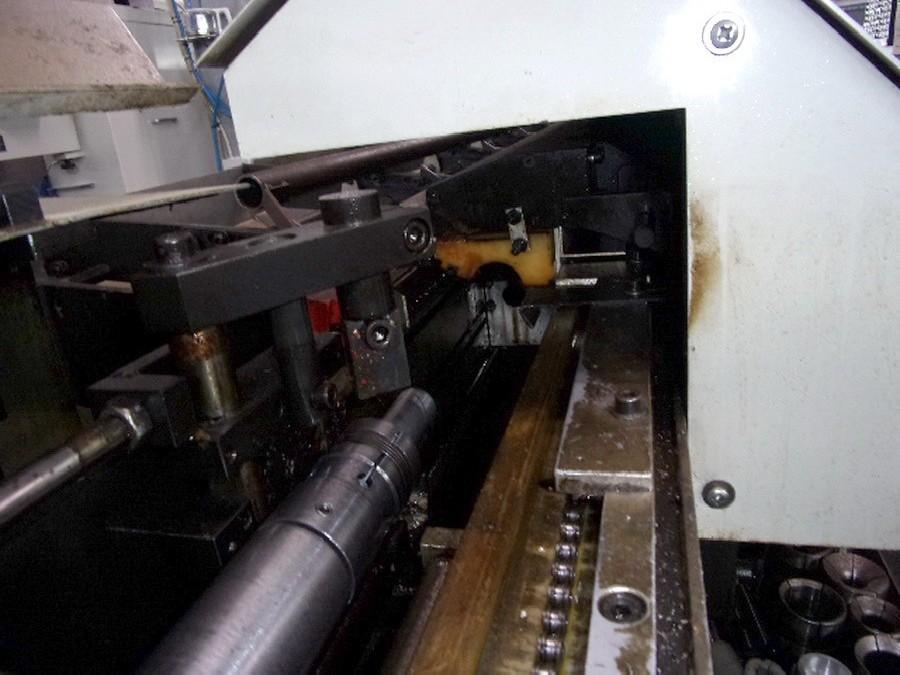 Податчик прутка FMB Turbo 3000/1700/50 LMS фото на Industry-Pilot