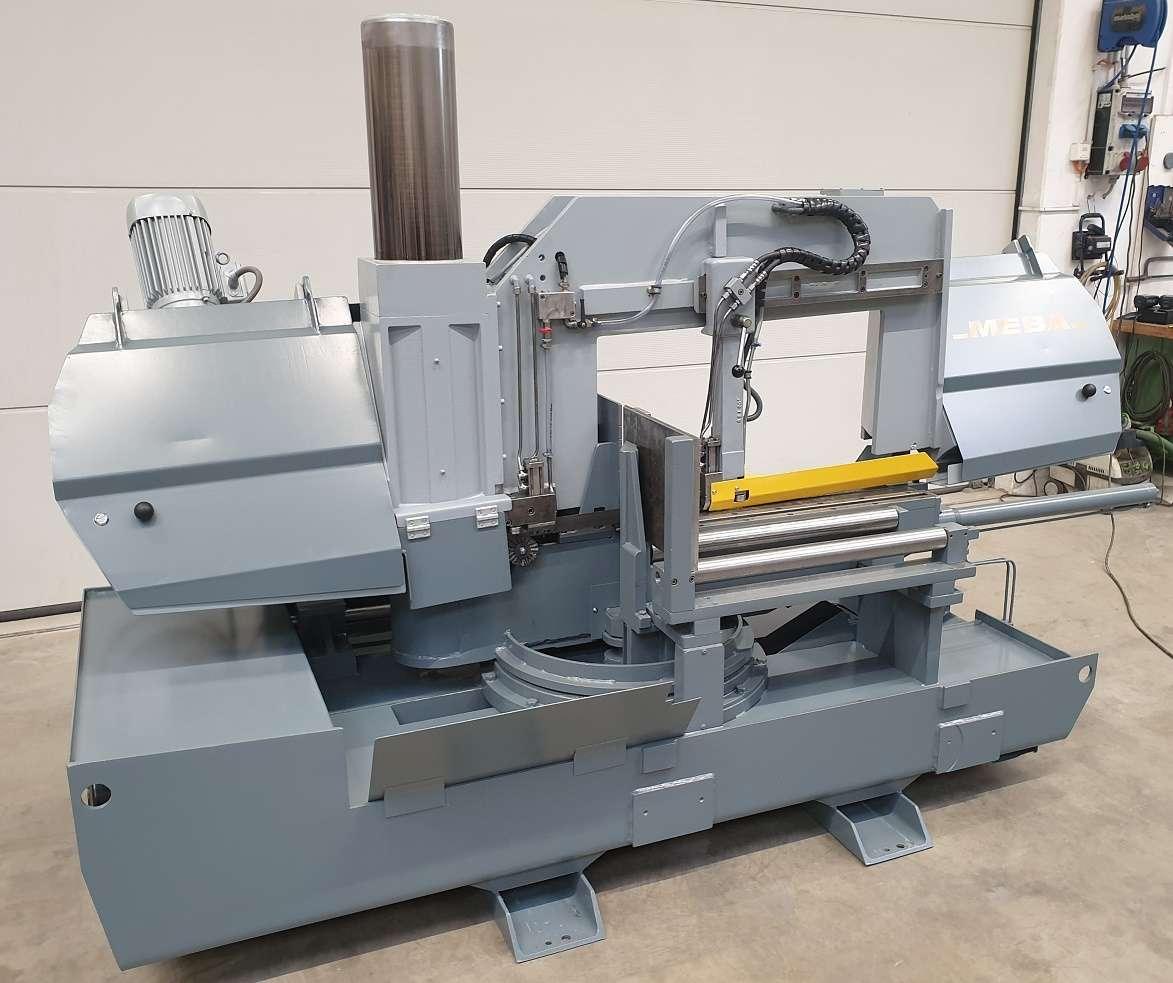 Bandsaw metal working machine - vertical Meba 400 G 700 photo on Industry-Pilot