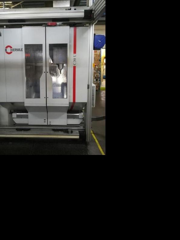 Machining Center - Universal HERMLE C 30 U photo on Industry-Pilot