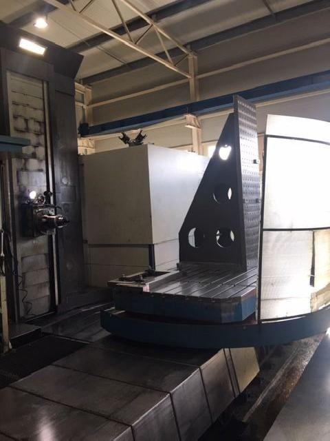 Horizontal Boring Machine FERMAT WFT 13 photo on Industry-Pilot