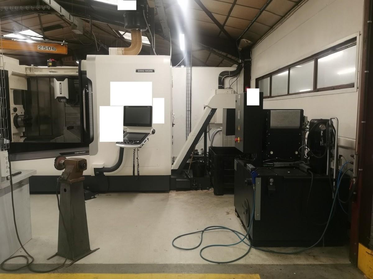 CNC Turning and Milling Machine DMG MORI NTX 2000 photo on Industry-Pilot