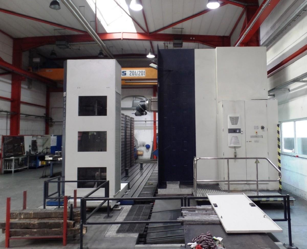 Travelling column milling machine SORALUCE FS 8000 photo on Industry-Pilot