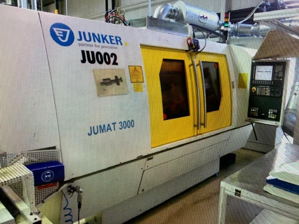 Круглошлифовальный станок JUNKER Jumat 3000/50 фото на Industry-Pilot