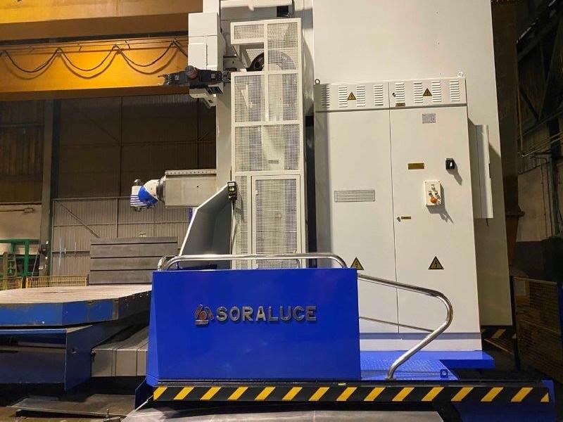 Обрабатывающий центр - универсальный SORALUCE FS-8000 фото на Industry-Pilot