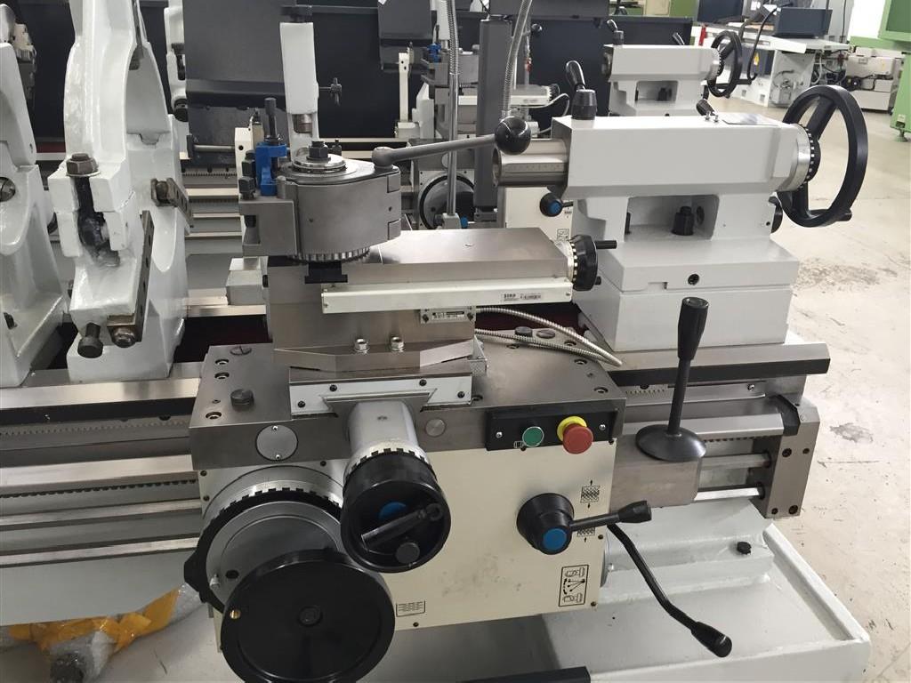 Screw-cutting lathe KRAFT DLZ 560C x 1.000 photo on Industry-Pilot
