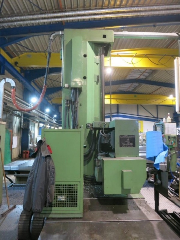 Horizontal Boring Machine TOS WHN 13.8 C TNC 355 photo on Industry-Pilot