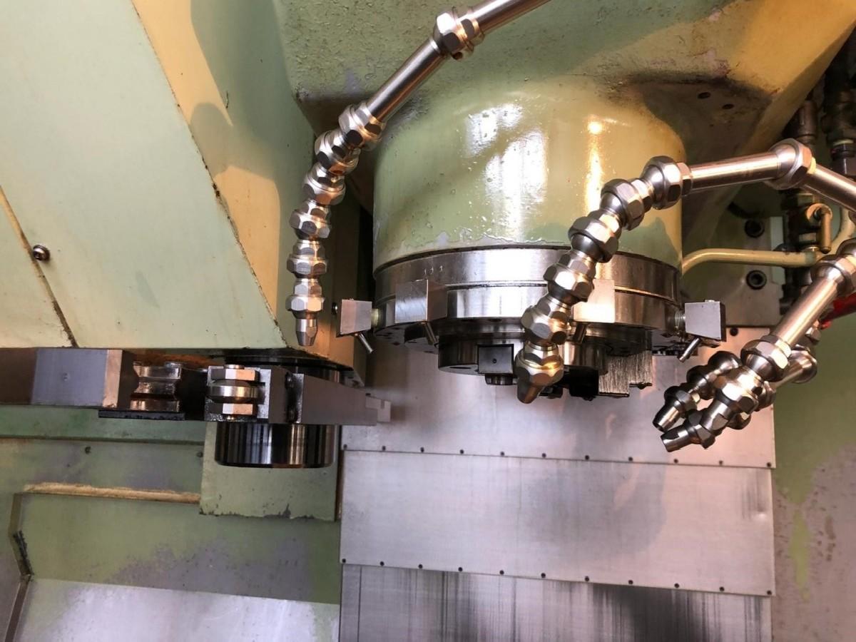 Machining Center - Vertical OKUMA MC 5 VA photo on Industry-Pilot