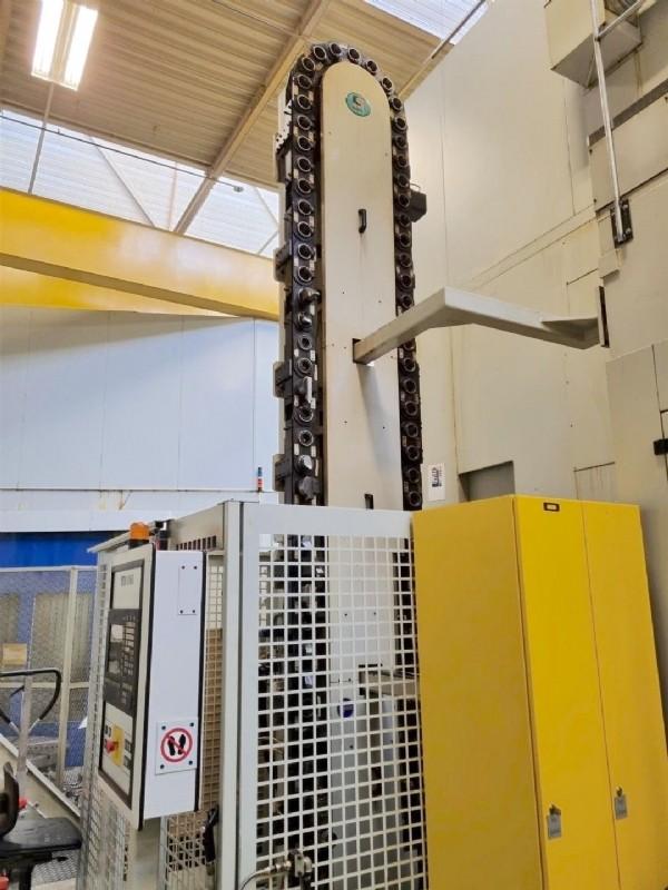 Вертикальный токарный станок PIETRO CARNAGHI AC16 TM/1250 фото на Industry-Pilot