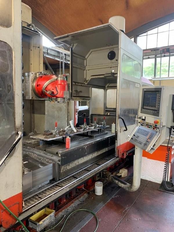 Gantry Milling Machine MECOF PERFORMA photo on Industry-Pilot