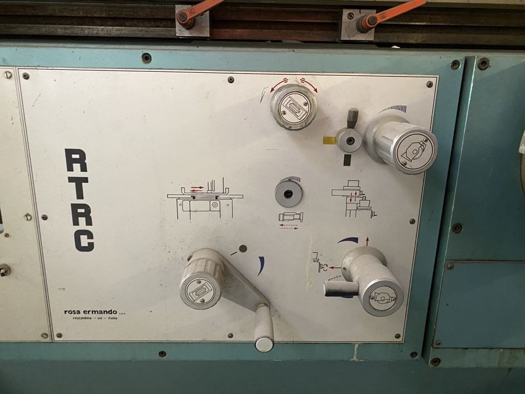 Surface Grinding Machine ROSA ERMANDO RTRC 1000 photo on Industry-Pilot