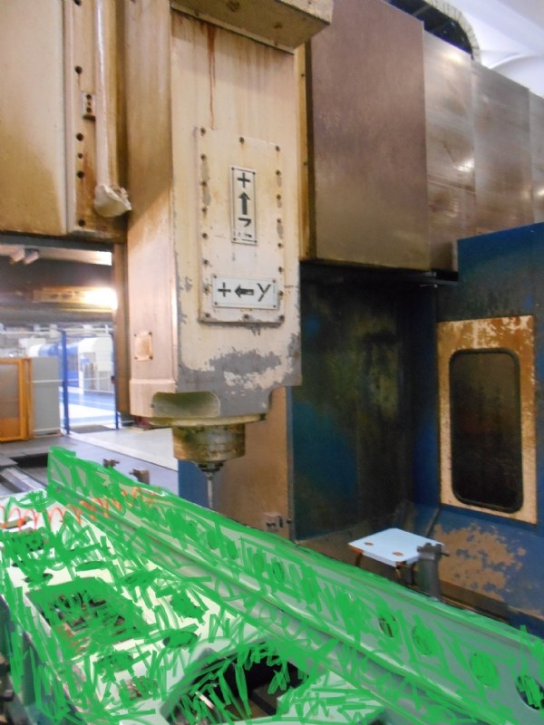 Gantry Milling Machine PIETRO CARNAGHI UNIMILL 25 photo on Industry-Pilot