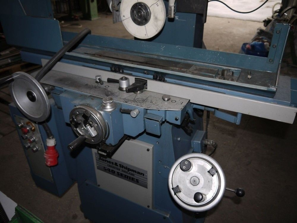 Surface Grinding Machine JONES & SHIPMAN 540 photo on Industry-Pilot